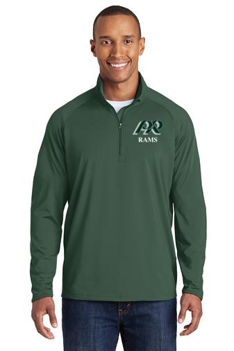 PRHS-Men's Sport Wick Quarter Zip Jacket