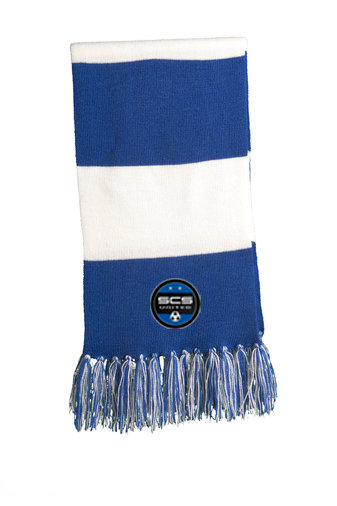 SCS-Striped Scarf