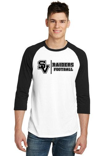 SVJuniorFootball-Baseball Style Shirt