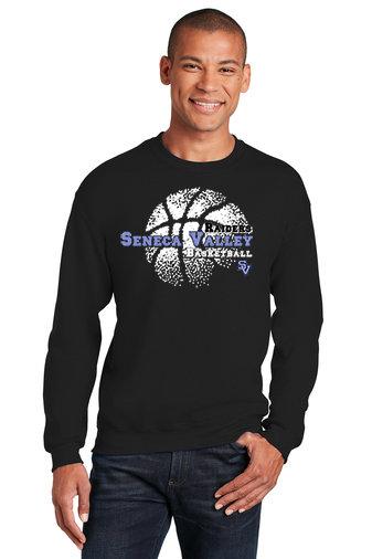 SVGBBall-Crewneck Sweatshirt-Logo 2
