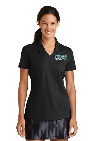 LionsGymnastics-Women's Polyester Polo