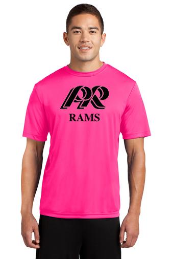 PRHS-Short Sleeve Dri Fit-Pink Design