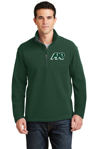 PREden-Men's Quarter Zip Fleece Jacket