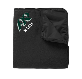 PRHS-Stadium Polyester Blanket