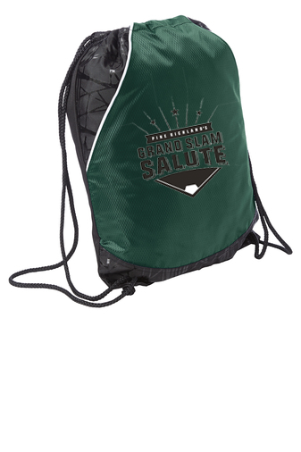Grand Slam August 6th Weekend-Cinch Bag