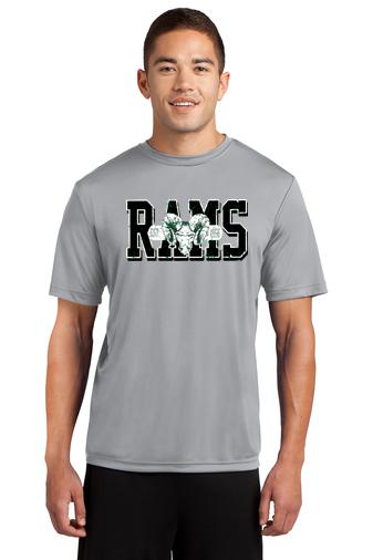 PRHS-Youth Short Sleeve Dri Fit Shirt