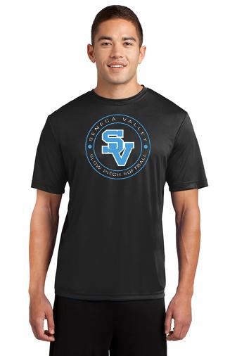 SVSoftball-Short Sleeve Dri Fit Shirt
