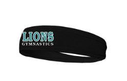 LionsGymnastics-Athletic Headband