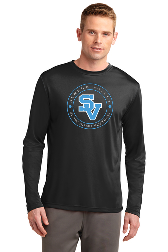 SVSoftball-Long Sleeve Dri Fit Shirt