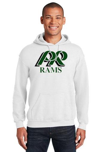 PRCheer-Hoodie-PR Rams Logo