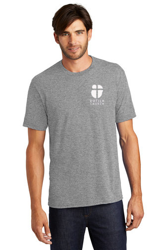 DutilhChurch-Men's Short Sleeve Shirt-Left Chest