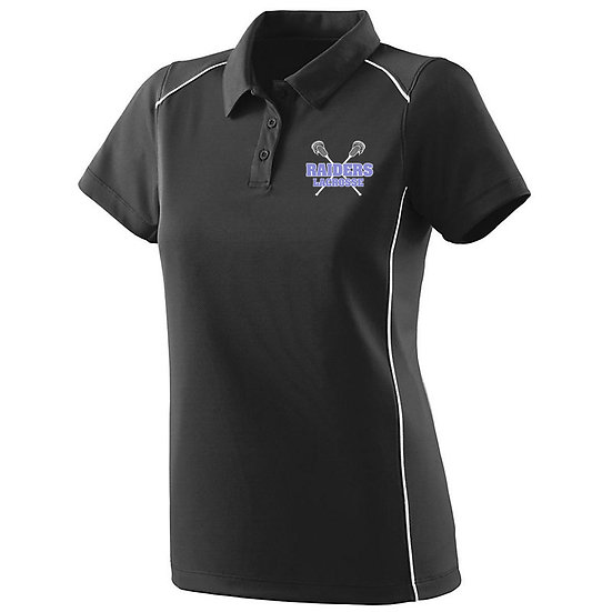 SVBLAX-Women's Winning Streak Polo