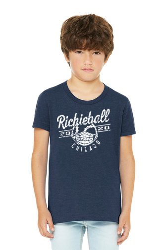 Richieball-Chicago-Youth Bella and Canvas Shirt