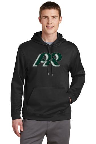 PRHance-Performance Hoodie-PR Logo
