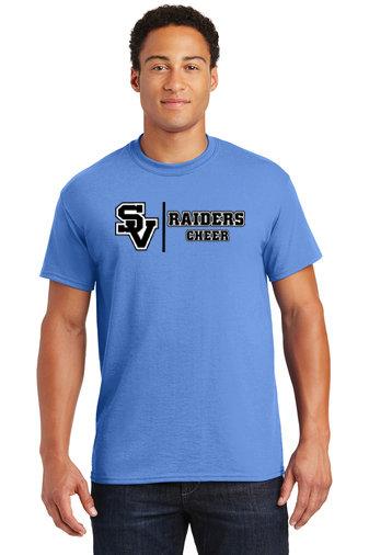 SVJuniorFootball-Short Sleeve Shirt-Cheer Logo 1