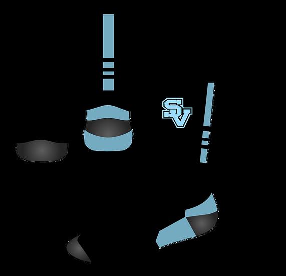 SVJuniorFootball-Custom SV Socks