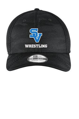 SVWrestling-New Era Tonal Camo Hat