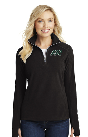 PRWexford-Women's Quarter Zip Fleece Jacket