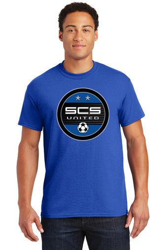 SCS-Short Sleeve Shirt-Round Logo