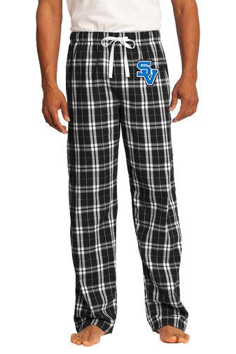 SVGirlsSoccer-Unisex Flannel Pants
