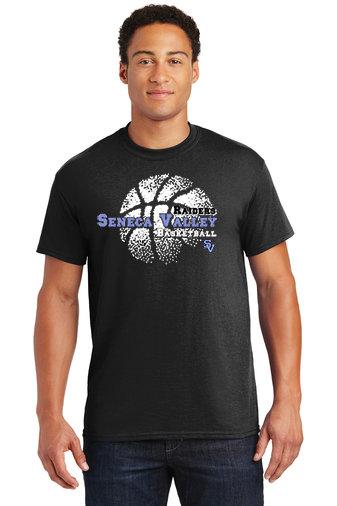 SVGBBall-Short Sleeve Shirt-Logo 2