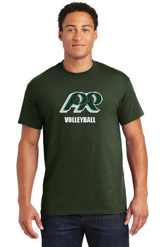 PRVolleyball-Short Sleeve Shirt