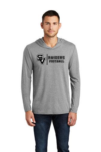 SVJuniorFootball-Hooded Long Sleeve Shirt