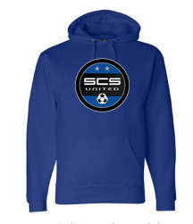 SCS-J America Premium Hoodie-Round Logo