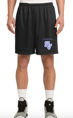 SVFootball-Mesh Shorts