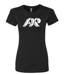 PREden-Girls Next Level Shirt-White PR Logo