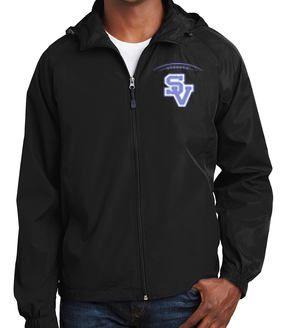 SVJuniorFootball-Unisex Water Repellent Jacket