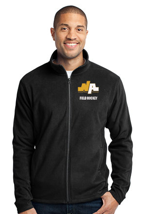 NAFH-Men's Full Zip Fleece Jacket