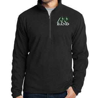 PRBand-Men's Quarter Zip Fleece Jacket