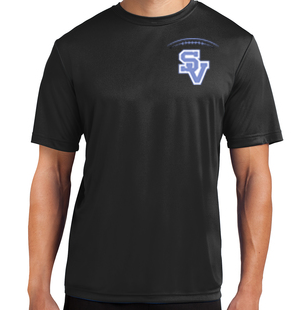 SVFootball-Short Sleeve Dri Fit Shirt-Left Chest Logo