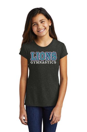 LionsGymnastics-Girls District Soft Shirt