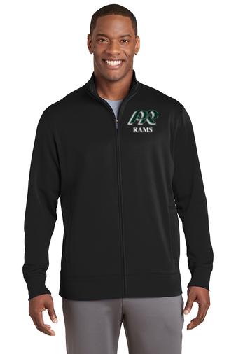 PRHS-Men's Sport Wick Full Zip Jacket