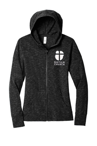 DutilhChurch-Women's Full Zip Hoodie