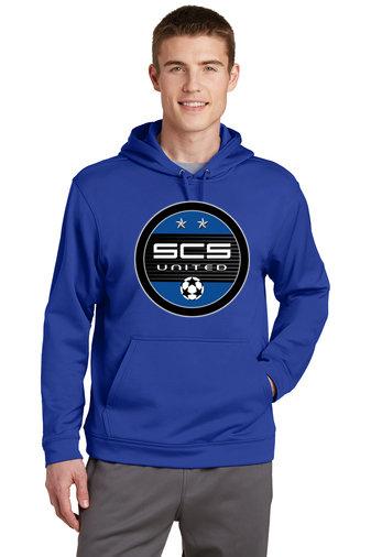 SCS-Performance Hoodie-Round Logo