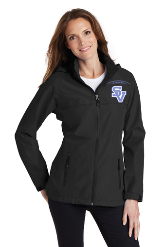 SVJuniorFootball-Women's Water Proof Jacket