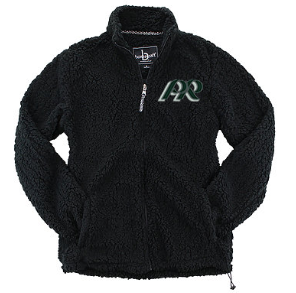 PREden-Men's Sherpa Full Zip Jacket