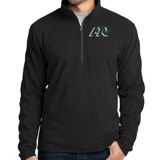 PRWexford-Men's Quarter Zip Fleece Jacket