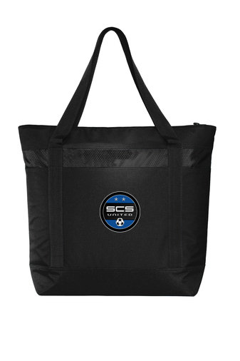SCS-Cooler Tote Bag