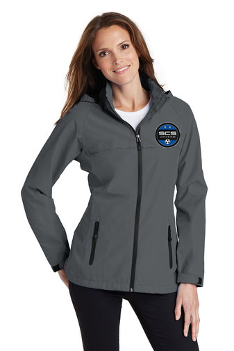 SCS-Women's Water Proof Jacket