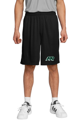 PRHance-Athletic Shorts (9in inseam)