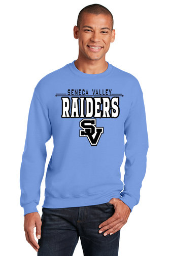 SVEvansCity-Crewneck Sweatshirt