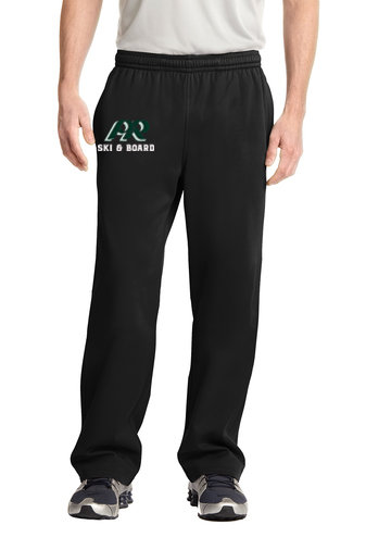 PRSkiClub-ST237-Sport Wick Fleece Sweatpants