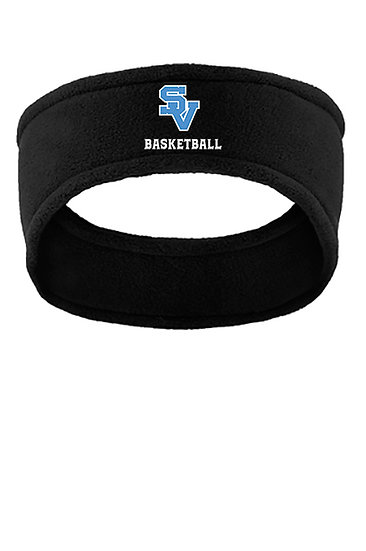 SVBBBall-Fleece Headband