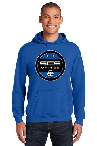 SCS-Hoodie-Round Logo