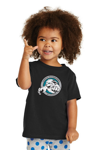 NP Wildcats-Toddler Short Sleeve Shirt