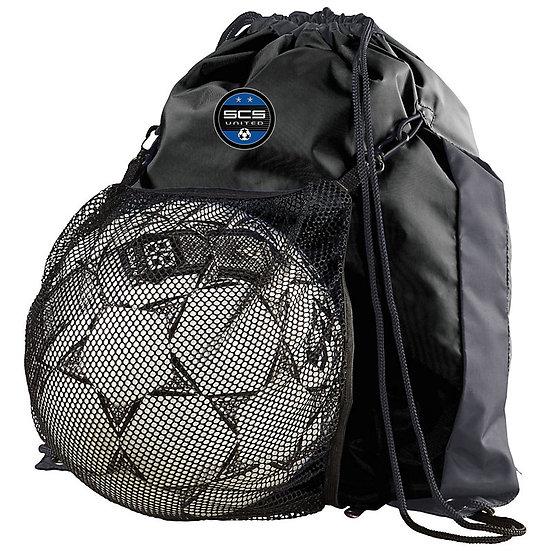 SCS-Soccer Cinch Bag